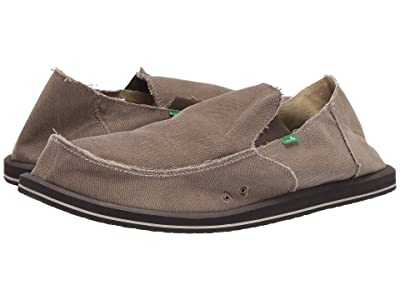 Sanuk Vagabond Big Tall (Brown) Men