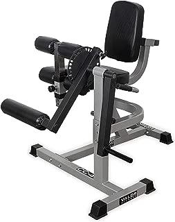 Valor Fitness CC-4 Adjustable Leg Curl/Extension Machine