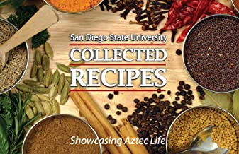 San Diego State University Collected Recipes: Showcasing Aztec Life