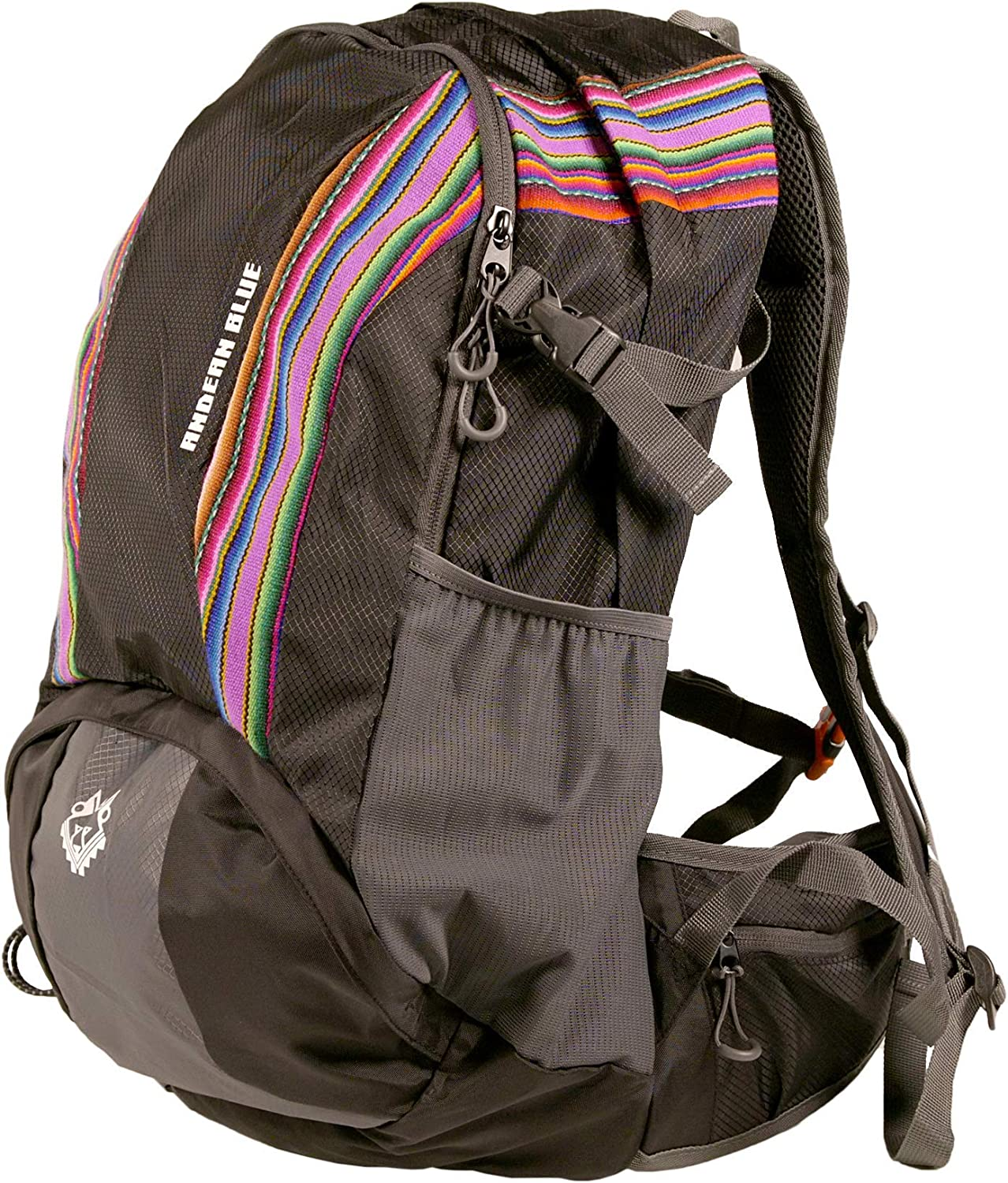 Andean Blue Purple Luxury 20L Lightweight With Hydrat Hiking All stores are sold Daypack-