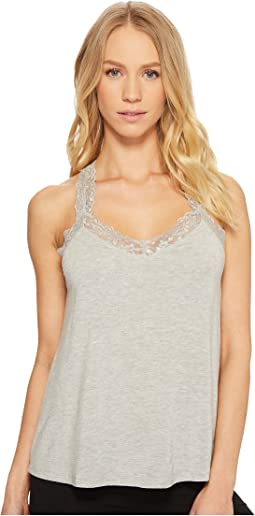 Lily Leisuree Lace Tank Top