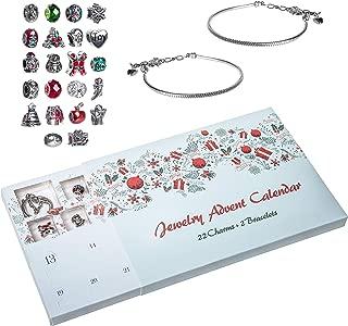 Best advent christmas calendar jewelry set Reviews