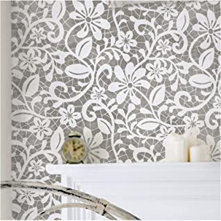 large wall stencils uk