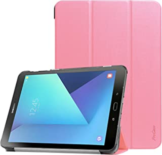 Samsung Galaxy Tab S3 9.7 Case, ProCase Slim Light Smart Cover Stand Hard Shell Case for Galaxy Tab S3 9.7-Inch Tablet SM-T820 T825 (Pink)
