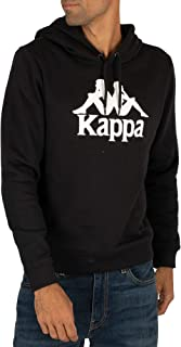 Kappa Men's Authentic Esmio Pullover Hoodie, Black