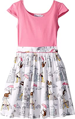 Maddy London Girl Dress (Toddler/Little Kids/Big Kids)