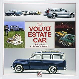 The Volvo Estate: Design Icon & Faithful Companion