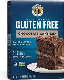 King Arthur Flour, Chocolate Cake Mix, Gluten Free, 22 Ounce