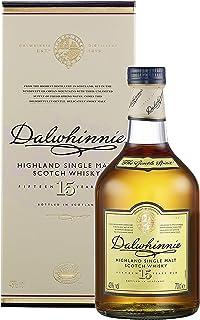 Dalwhinnie Highland Single Malt Scotch Whisky - 15 Jahre gereift - Aromen von Heidekraut und Honig - 1 x 0,7l