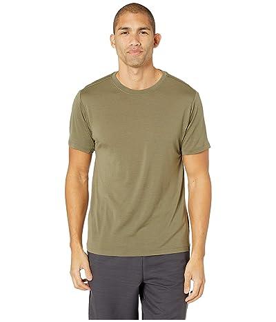 Mountain Hardwear Diamond Peaktm Short Sleeve Tee (Light Army) Men