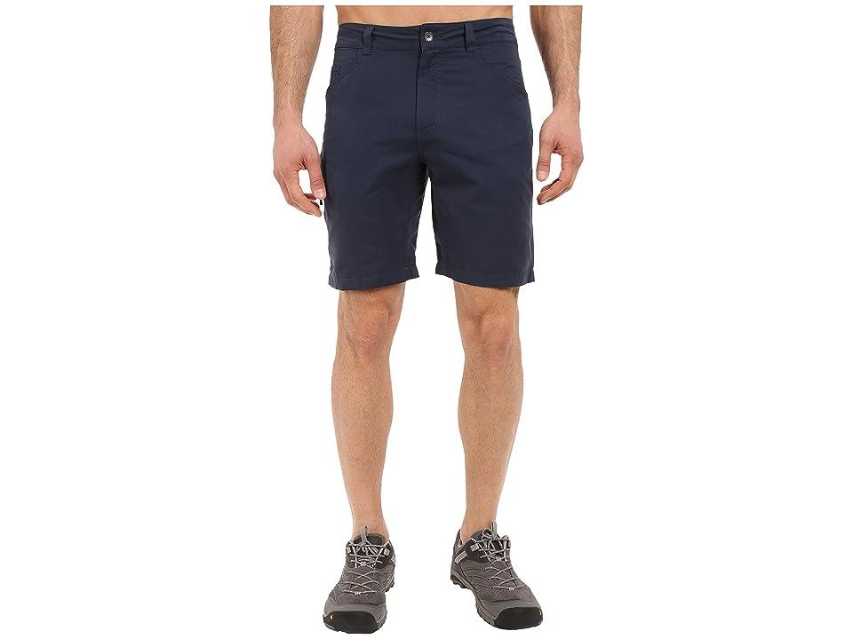 Royal Robbins Convoy Utility Shorts (Deep Blue) Men