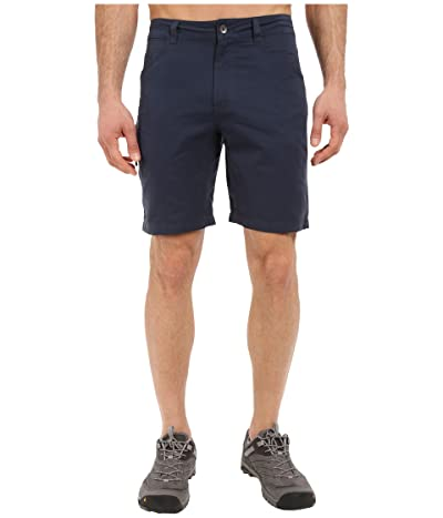 Royal Robbins Convoy Utility Shorts (Deep Blue) Men