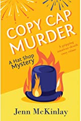 Copy Cap Murder: A fun and gripping cozy mystery (Hat Shop Mystery Book 4) Kindle Edition