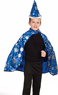 Forum Novelties Lil Wizard Cape and Hat Child's Costume, Toddler