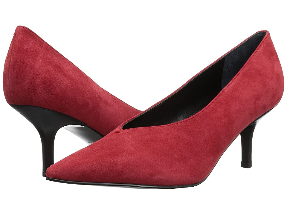 Marc Fisher LTD Dallon (Red Suede) Women
