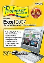 professor teaches excel 2007