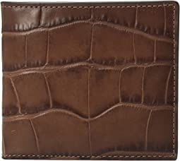 COACH - Double Billfold Wallet