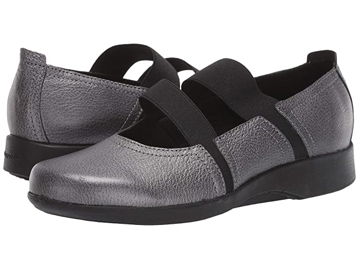 Arcopedico  Betsy (Pewter) Womens Shoes