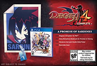 Disgaea 4 Complete+ - PlayStation 4 by NIS America ( Imported Game Soft. )