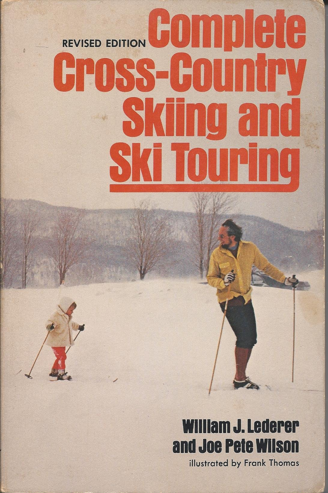 Image OfComplete Cross-country Skiing And Ski Touring