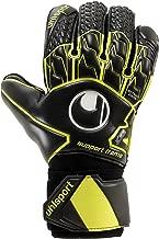 uhlsport Supersoft Support Frame Finger Protection Goalkeeper Gloves for Soccer