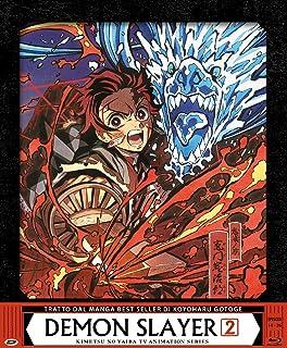 鬼滅の刃 限定ブルーレイBOX2 (第14-26話)[Blu-ray ※リージョンB 再生環境に注意](輸入版)