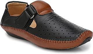 Andrew Scott Men's Artificial Leather Sandal