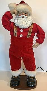 Best dancing black santa claus for sale Reviews
