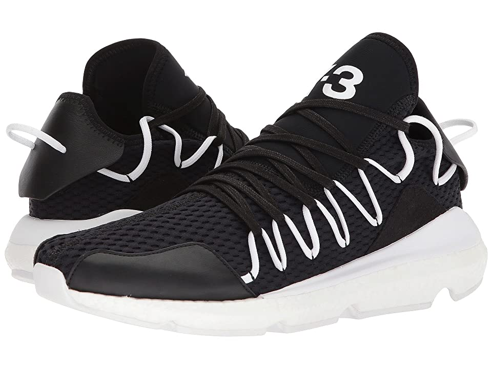 adidas Y-3 by Yohji Yamamoto Kusari (Core Black/Core White/Core White) Athletic Shoes