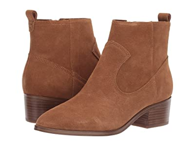 Nine West Javan Bootie (Cognac) Women