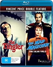 Vincent Price Double: The Mad Magician / The Tingler