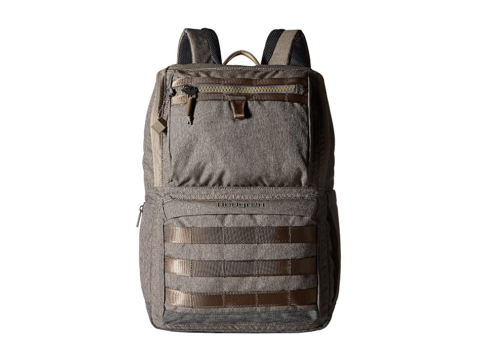 Hedgren Knock Out Tenin 15 Backpack (Falcon Grey) Backpack Bags
