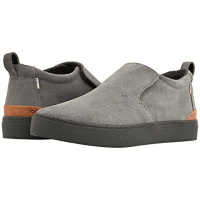 TOMS Paxton Water-Resistant Slip-On (Shade Suede) Men