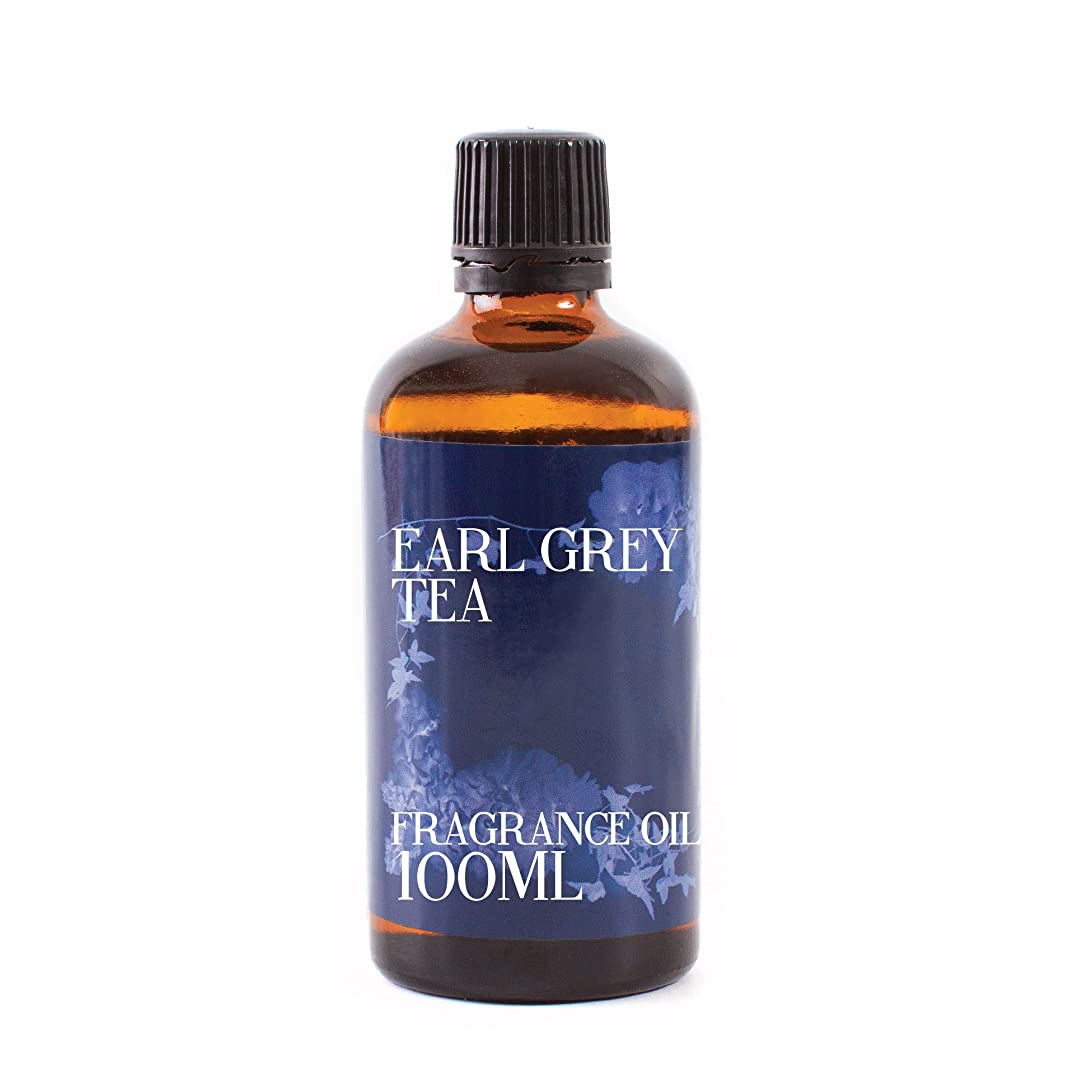 頑丈店主頭蓋骨Mystic Moments | Earl Grey Tea Fragrance Oil - 100ml