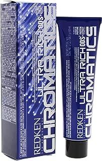 Redken Chromatics Ultra Rich Hair Color for Unisex, 4NN (4.0)/Natural, 2 Ounce
