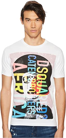 DSQUARED2 - Africa Jersey T-Shirt