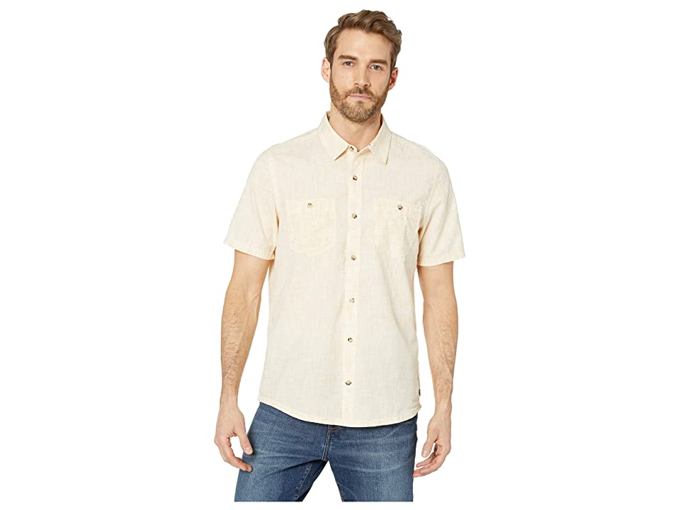 Toad&Co Smythy S/S Shirt (Starfish) Men
