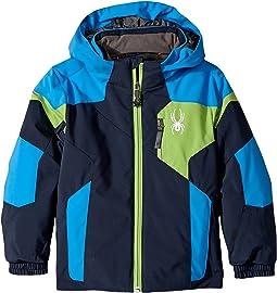 Spyder Kids - Mini Chambers Jacket (Toddler/Little Kids/Big Kids)