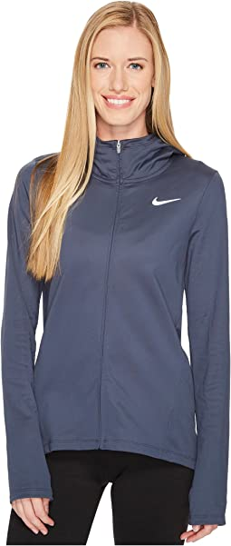 Nike - Therma Full-Zip Running Hoodie