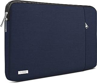 TECOOL 14 Tums Laptopfodral bärväska med fickor fram för 14-14,1 Tums HP Lenovo Thinkpad Ideapad Dell Acer ASUS Chromebook...