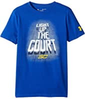 Under Armour Kids - SC30 Light Up The Court Short Sleeve Tee (Big Kids)