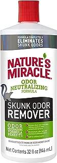 Nature's Miracle Skunk Odor Remover Odor Neutralizing Formula, 32 fl oz