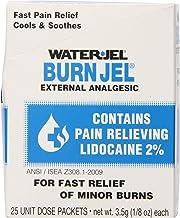 Water-Jel Technologies 3.5 Gram Unit Dose Packet Burn Jel Topical Gel (25 Per Box)