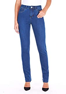 FDJ French Dressing Women's Olivia Slightly Curvy Fit Slim Leg Jeans