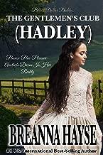 The Gentlemen's Club: HADLEY (Billion Dollar Daddies: The Gentlemen's Club Book 1) (English Edition)