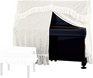 阿尔卑斯/上托轻便钢琴罩(提花蕾丝型)A-BLA-BL/L L