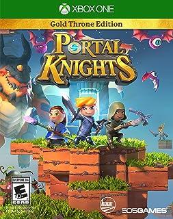Portal Knights Gold Throne Edition - Xbox One