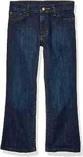 Authentics Big Boys' Boot Cut Jeans, fresh indigo flex, 16H