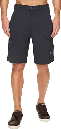 Fish Hunter Cargo Shorts