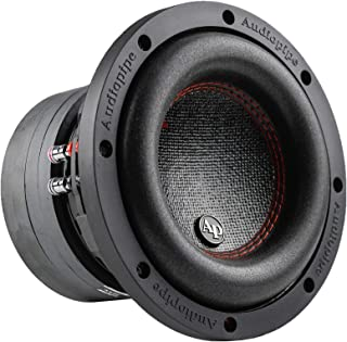 x 4.8in. Audiopipe 6 Woofer 150w Max 4 Ohm SVC Sold Each 8in x 8in